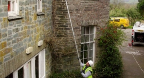 Domestic Gutter Cleaning